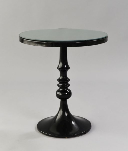 Black Baroque Table 1