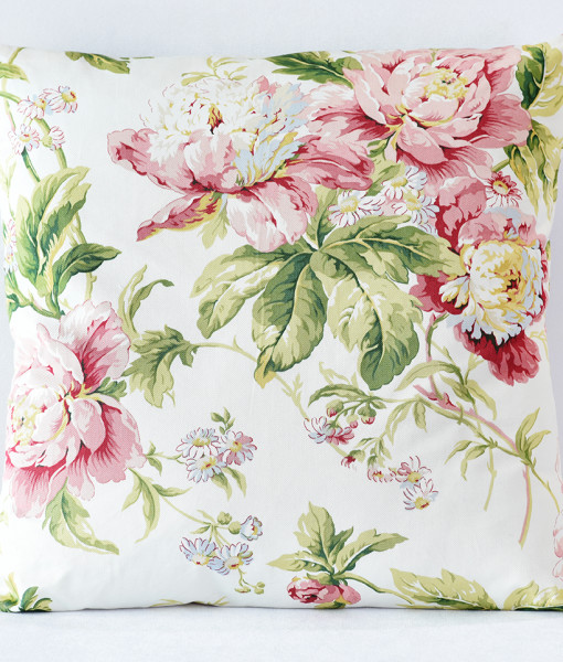 Chintz Pillow