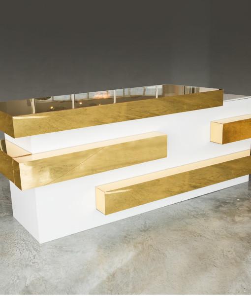 Gold Metropolitan Bar
