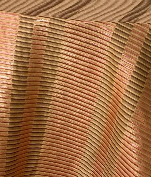 copper metallic stripe