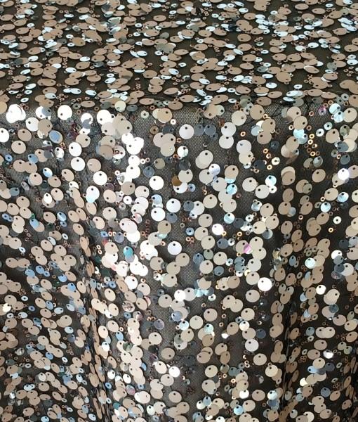 mixed metal sequin glam