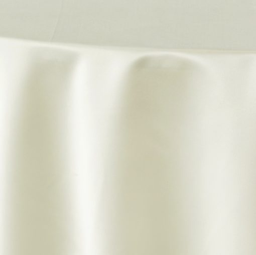 Lace Ivory Matte Satin 1