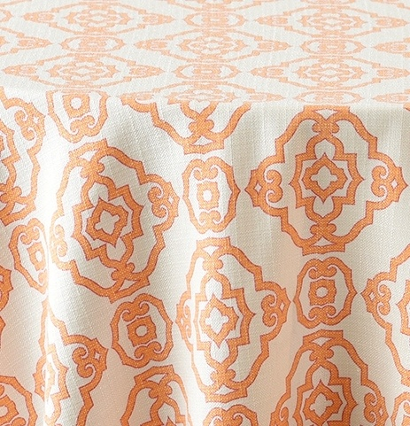 Orange Papel Chino 1