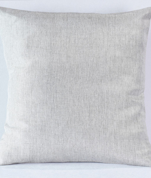Silver Western Pillow