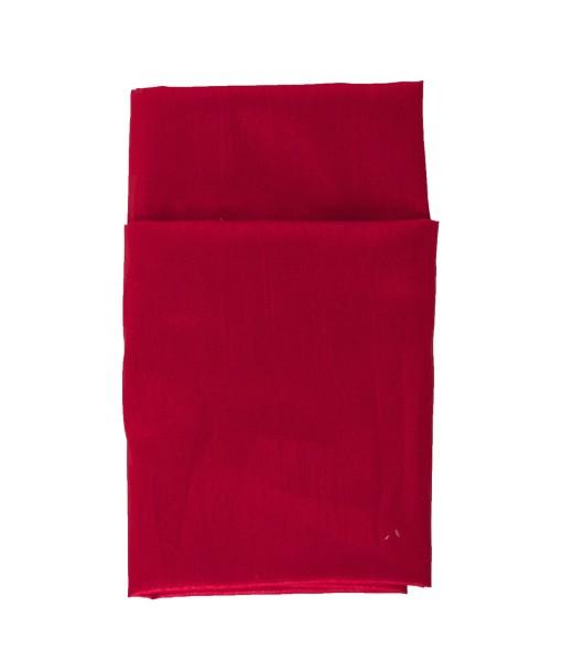 Valentine Red Faux Dupioni Lined – Napkinweb