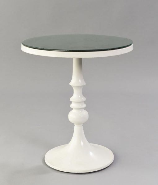 White Baroque Table 1