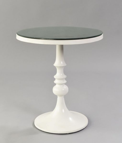White Baroque Table 1