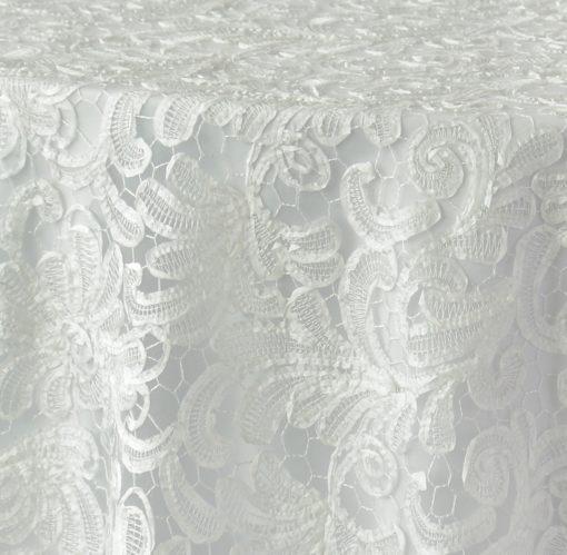 White Victorian Lace 1