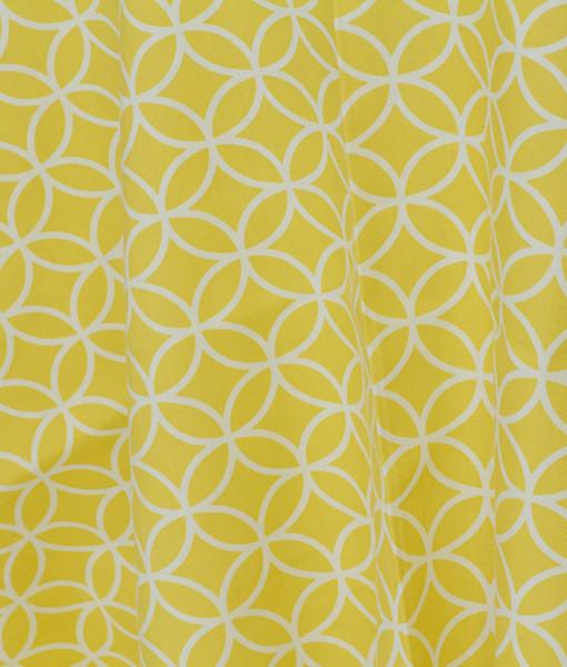 Yellow Mod Circle