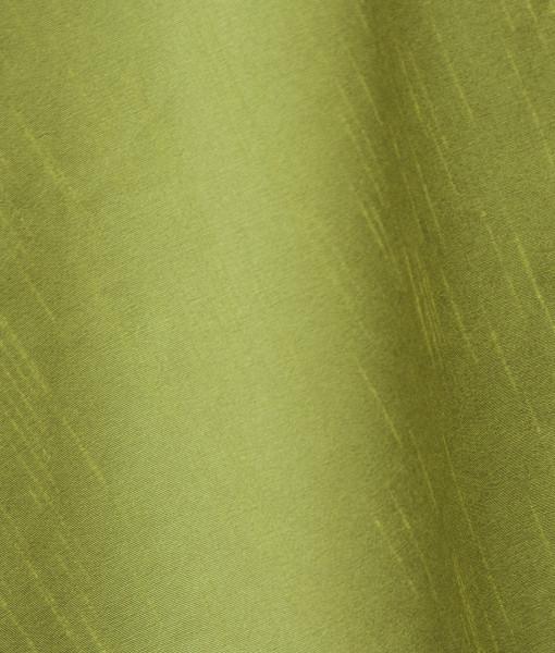 capri kiwi faux dupioni