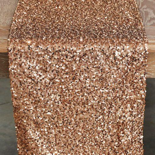 copper-sequin-taffeta-runner