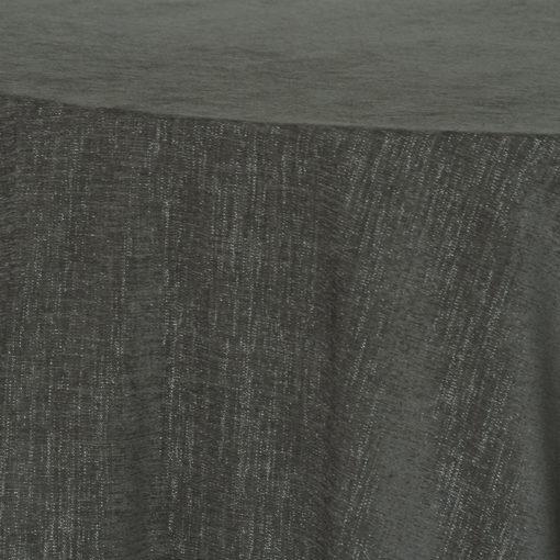 gray metallic burlap 3