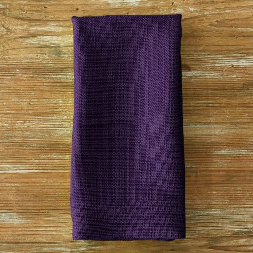 purple-oxford-napkin