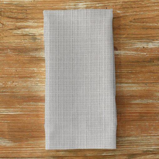 silver-oxford-napkin