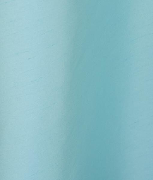 tiffany blue faux dupioni