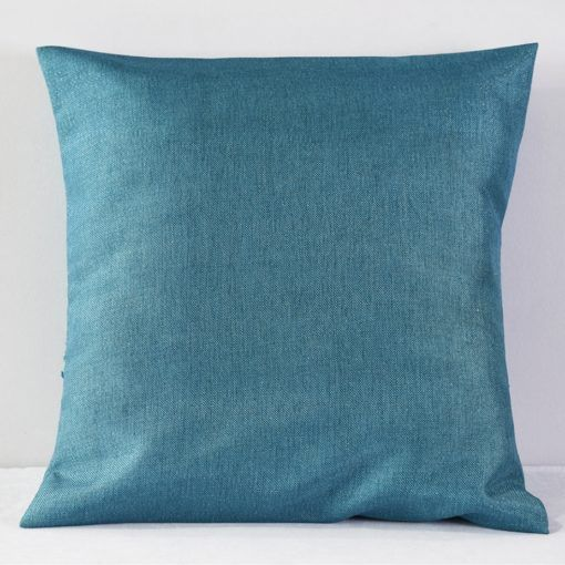 Turquoise Western Pillow