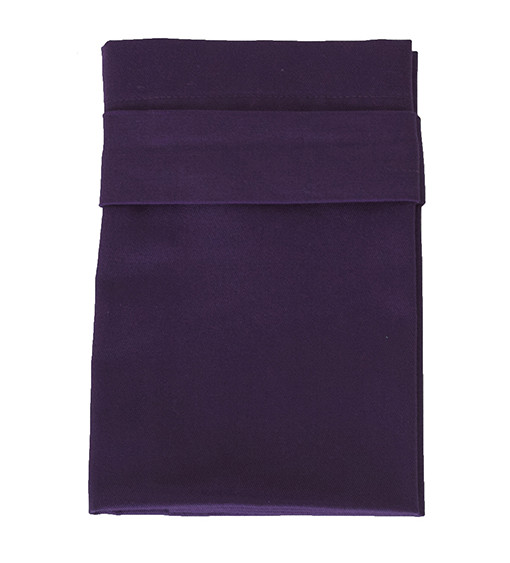 Purple Cotton Napkin