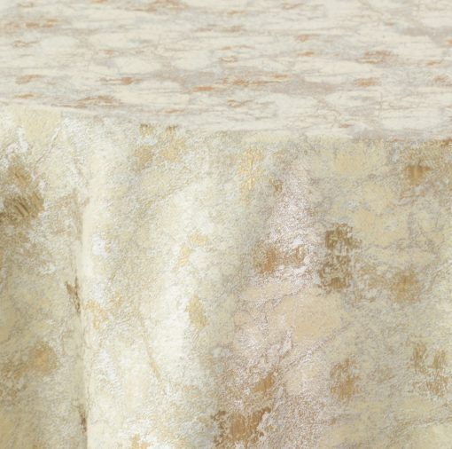 Champagne Metallic Forest 3