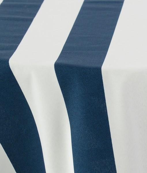 Navy Awning Stripe 3