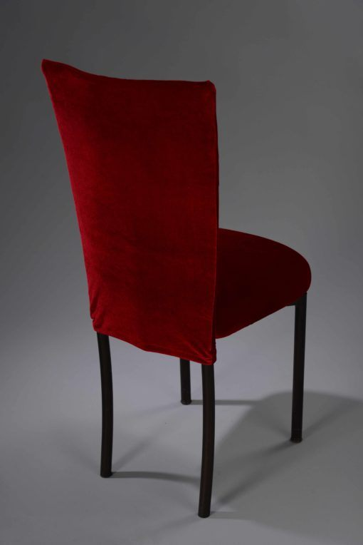 Red Velvet Chameleon - Chair Cover