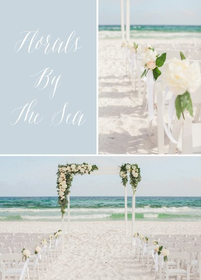 Florals By The Sea 4