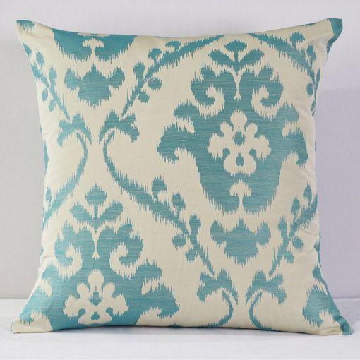 Aqua Palomino Pillow