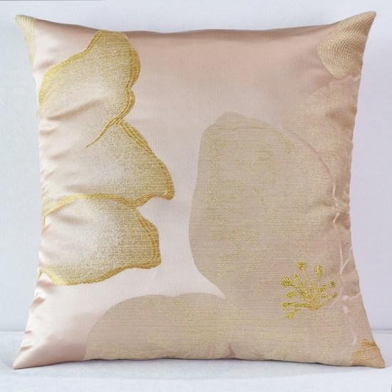 Blush Gardenia Pillow