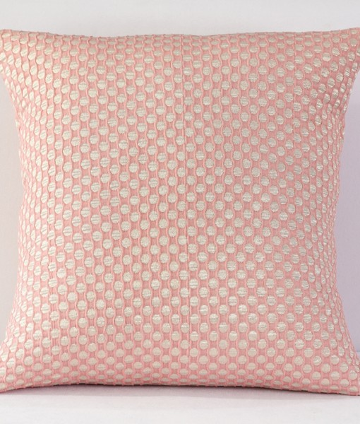 Coral Elise Pillow