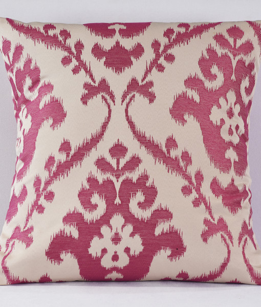 Fuchsia Palomino Pillow