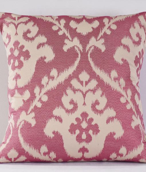 Fuchsia Palomino Pillow - Reverse