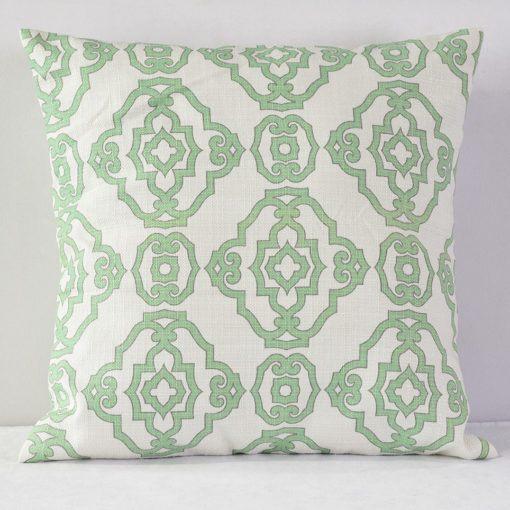 Ocean Papel Chino Pillow