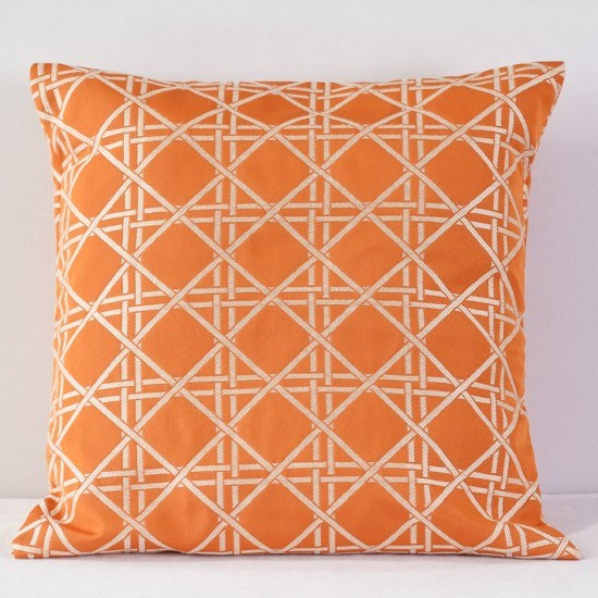 Orange Barboza Pillow