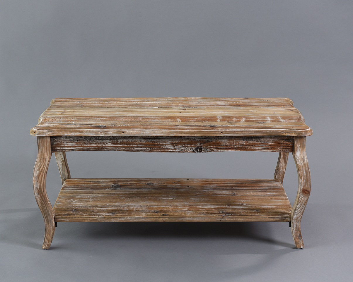 Vintage Wood Coffee Table N Age Designs