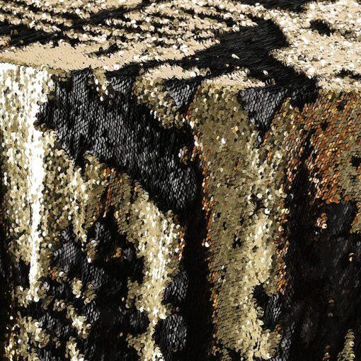 Black & Gold Koi