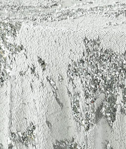 White & Silver Koi