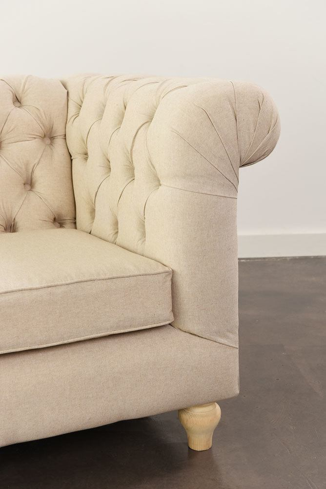oatmeal chesterfield sofa n age designs