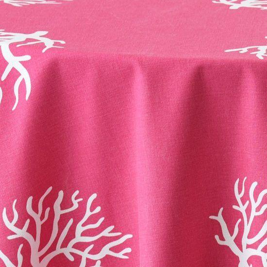 hot pink coral - close up