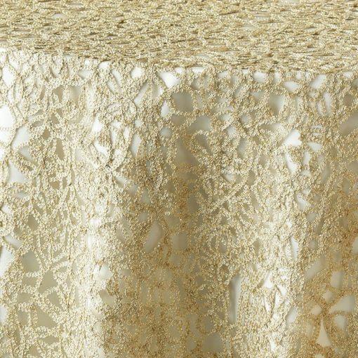 gold link - close up