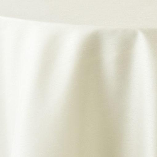 lace ivory faux dupioni close up