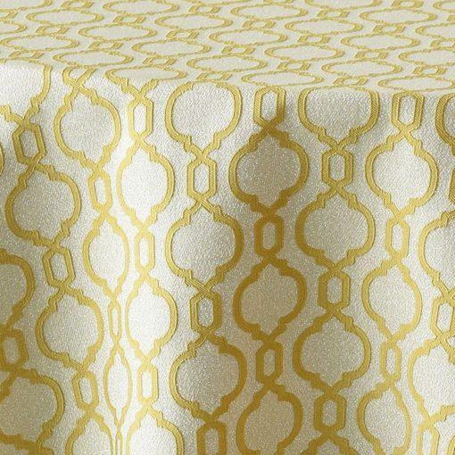 marigold venetian - close up