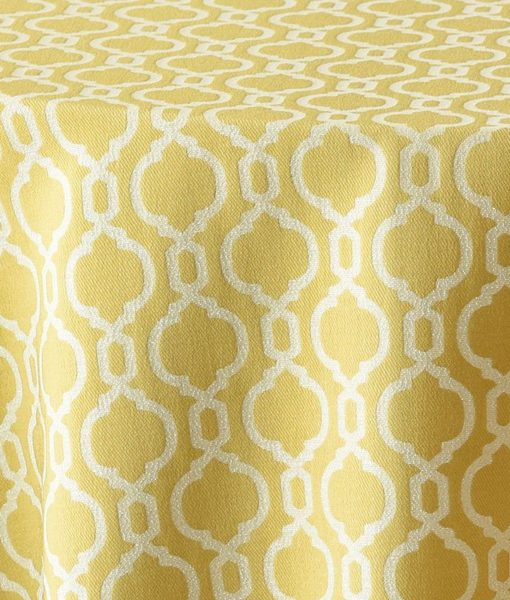marigold venetian reverse - close up