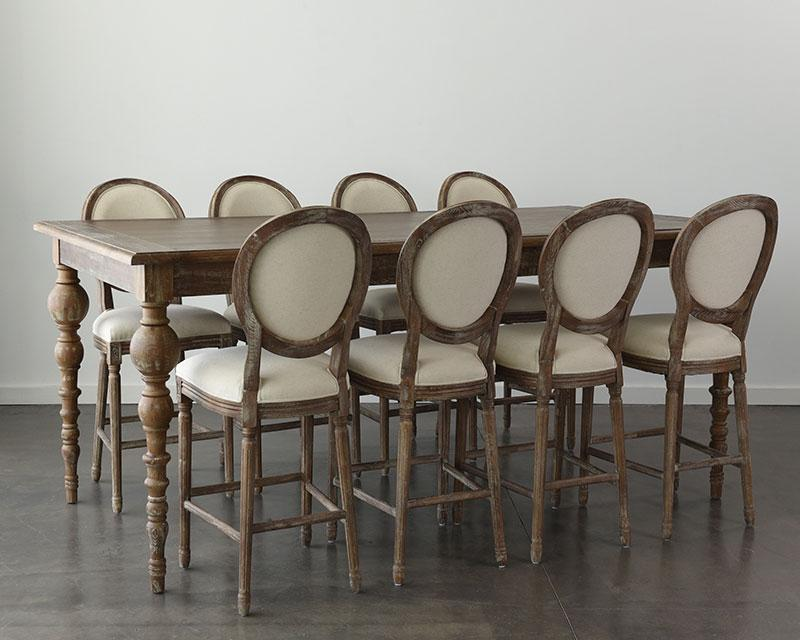 Maison High Table 96 X 48 42H Add To Wishlist Loading