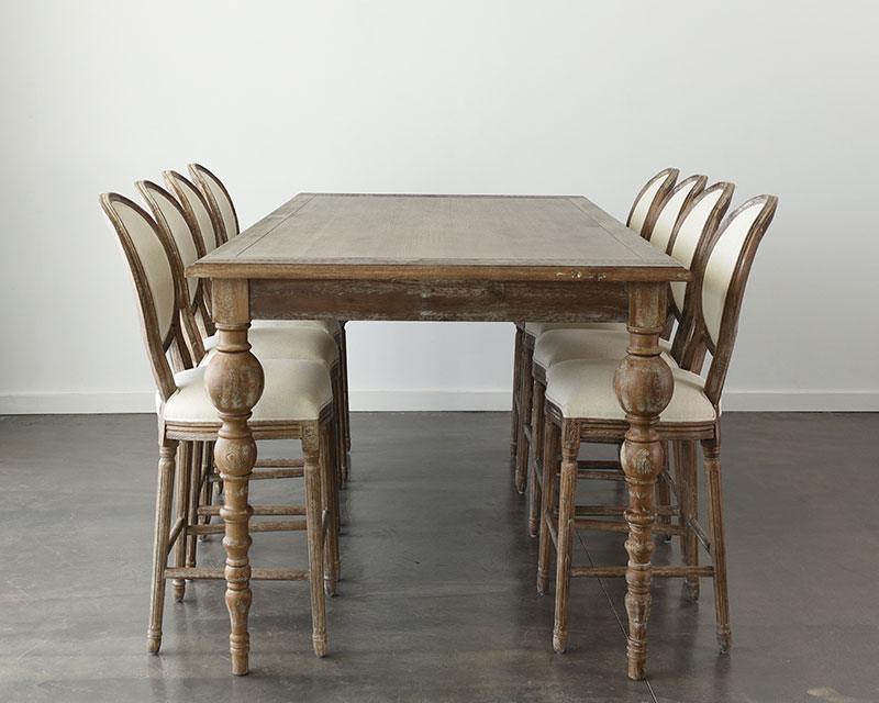 Maison High Table 96 X 48 42H