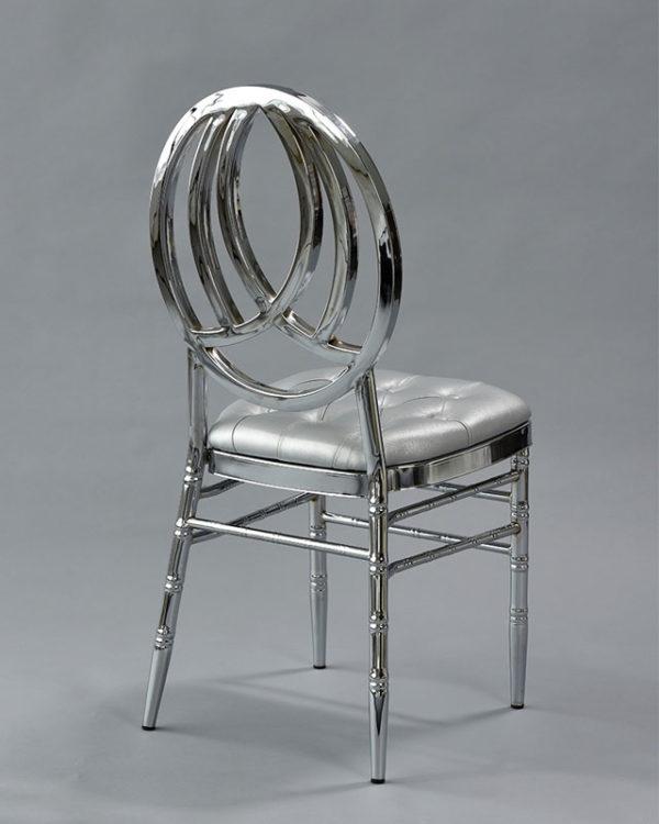 silver phoenix chair