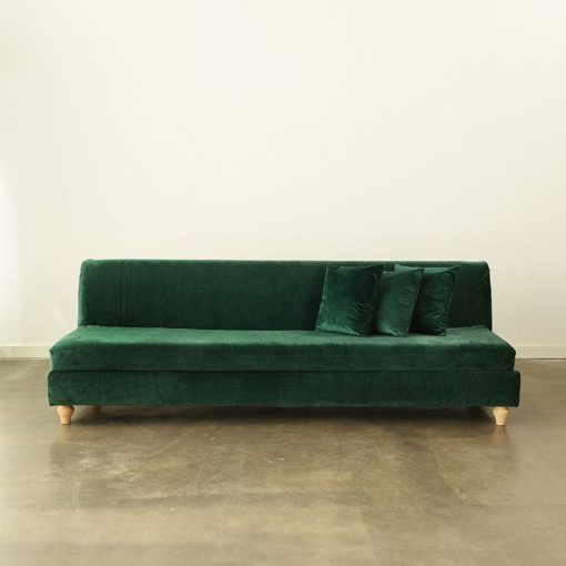 Hunter Velluto 8' Sofa