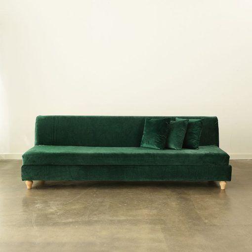 Hunter Velluto 8' Sofa