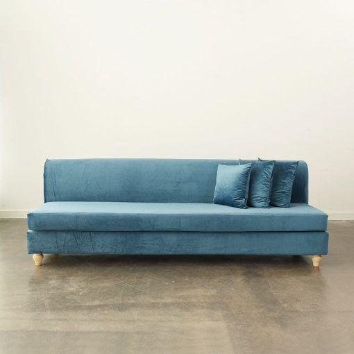Pacific Velluto 8' Sofa