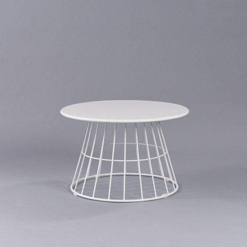 White Soho Coffee Table