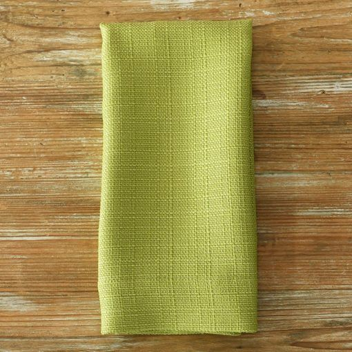 Avocado Oxford Napkin