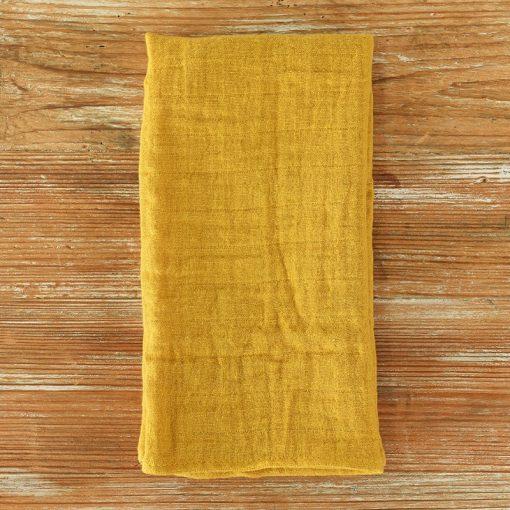 Mustard Terra Napkin